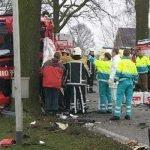 Auto ongeluk met letsel en vergoeding schade