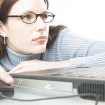 RSI symptomen op het werk