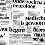 Verkeerde diagnose en voorschrijven verkeerde medicijnen