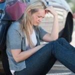 verkeersongeval met letsel en schade