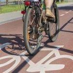 voetganger aangereden op fietspad