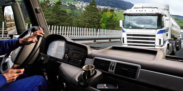 aanrijding met vrachtwagen werkgever aansprakelijk