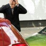 auto-ongeluk tijdens werktijd wie aansprakelijk