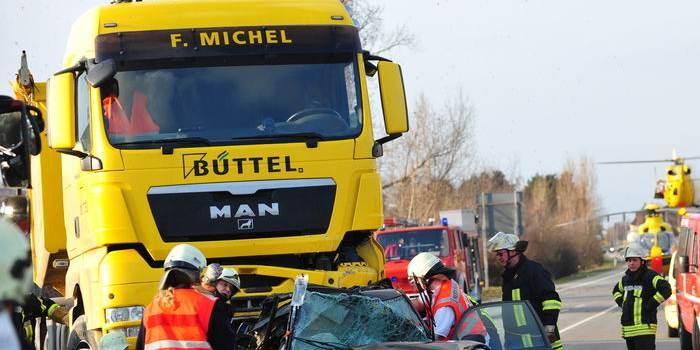 Letselschade vrachtwagenongeval