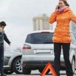 ongeval tijdens woon werkverkeer