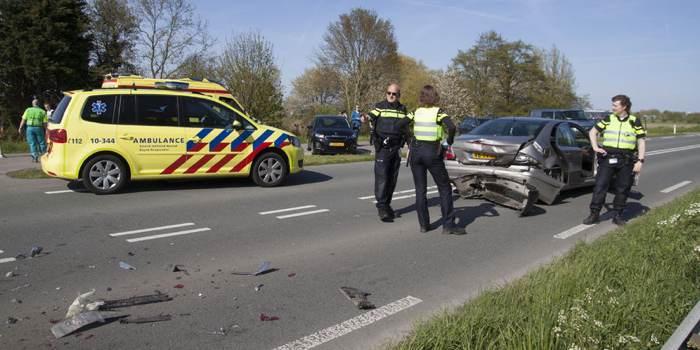 Inzittende gewond passagier krijgt schadevergoeding