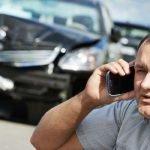 Aangereden door een taxi en alle schade claimen